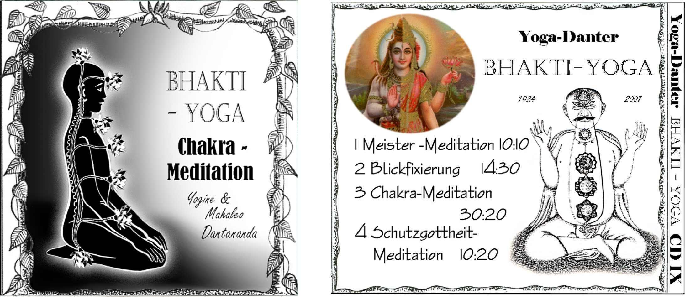 Bhakti Yoga Cd 10 bhakti - yoga